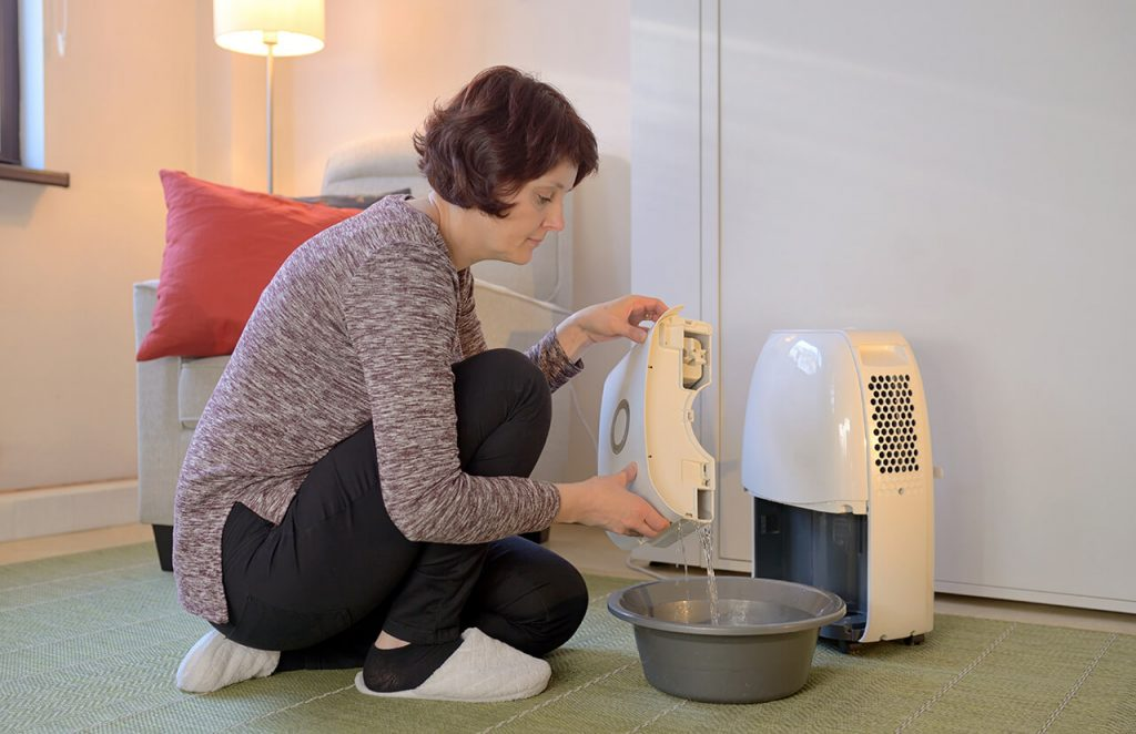 6 Ways to Lower Humidity in Your Home