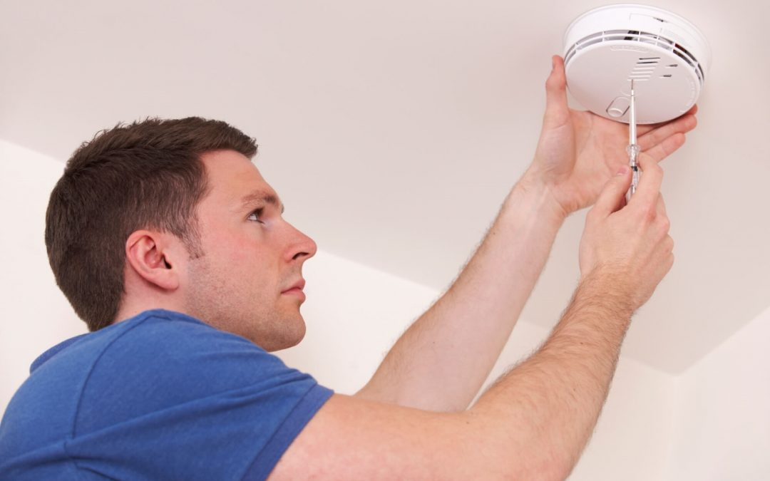 install smoke detectors keep your home healthy and safe