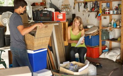6 Steps to Organize Your Garage