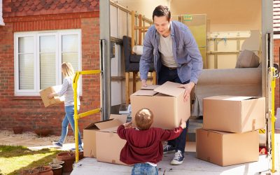 5 Moving Tips for Your Family