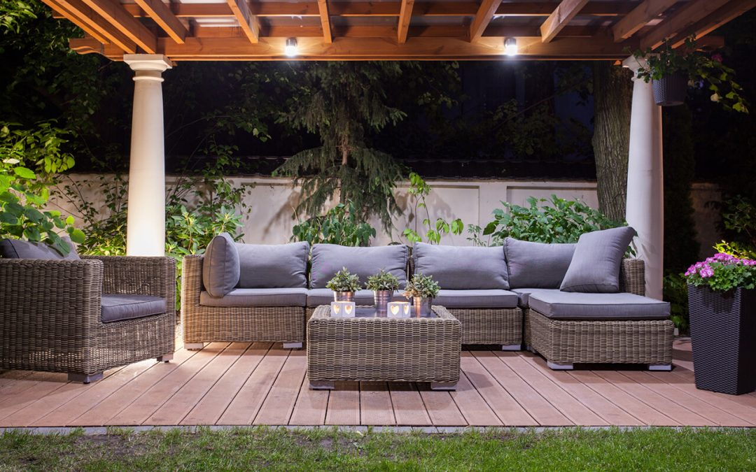5 Ways to Enhance Your Outdoor Living Space